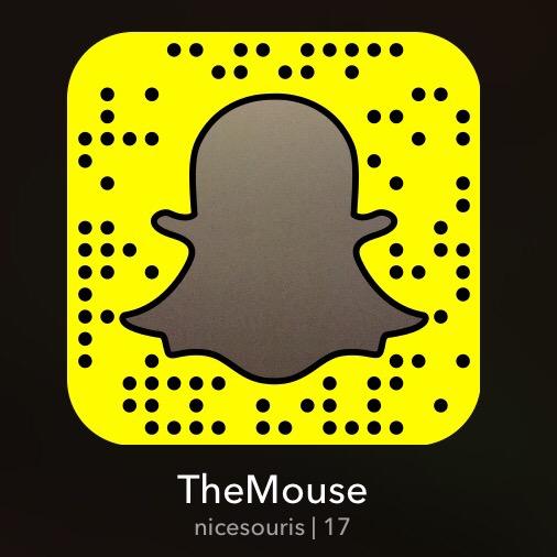 Cette semaine j'ai découvert Snapchat! Ok je suis en retard!