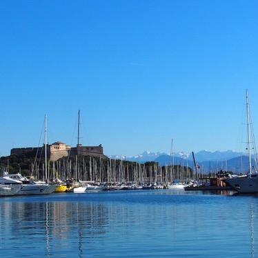 Plaisir des yeux: le port d'Antibes (06)
