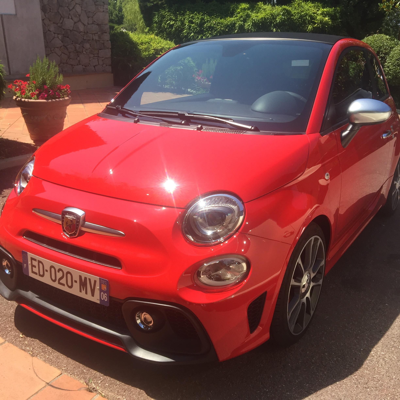 Une journée de rêve à tester de superbes voitures avec l'Italian Motor Village!!!