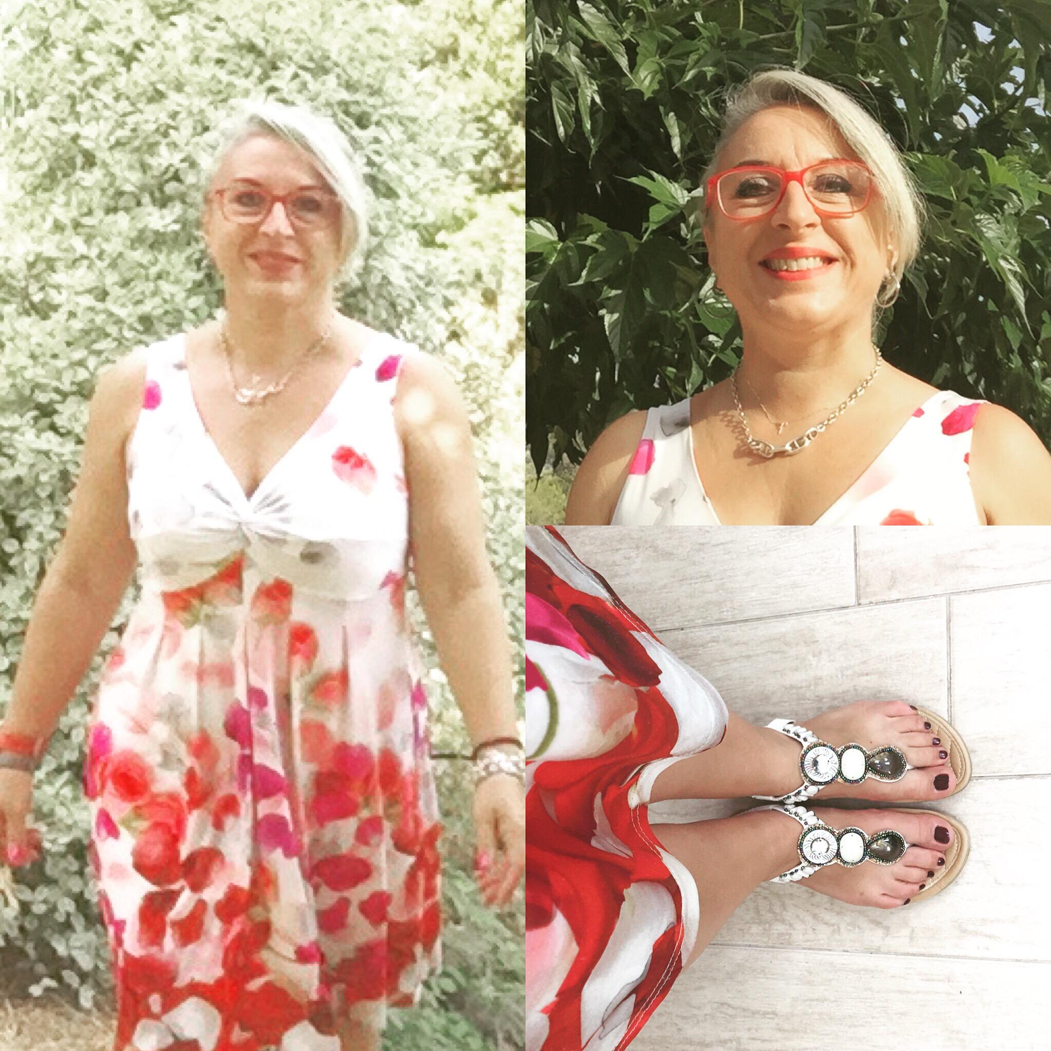 Idée look: ma robe coup de coeur chez BLEU D'AZUR