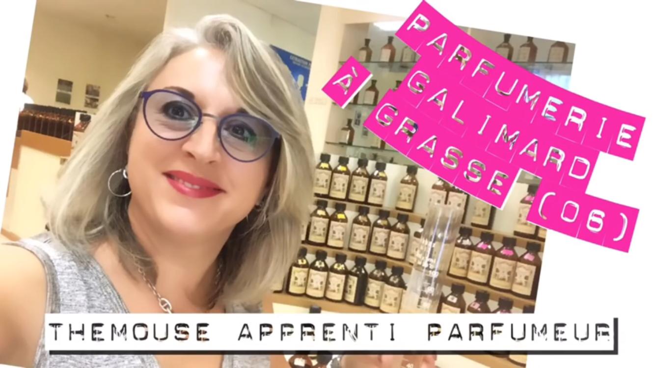 TheMouse sur YouTube: TheMouse, élève parfumeur, chez Galimard à Grasse (06)