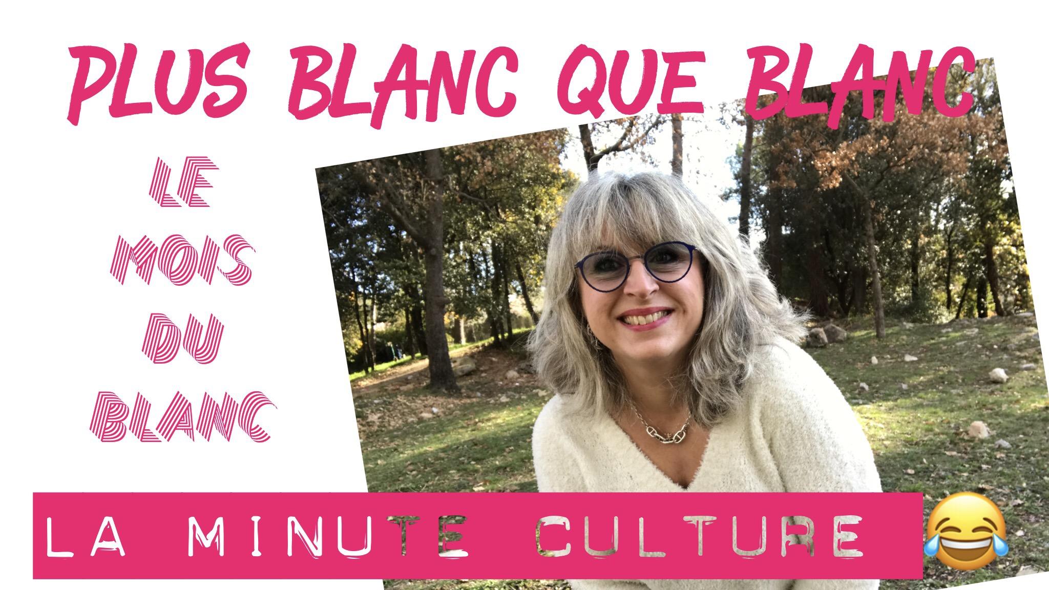 TheMouse sur YouTube: Plus blanc que blanc… Le mois du blanc? C'est quoi au juste?