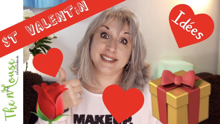 Idées cadeaux spéciales Saint Valentin 2017