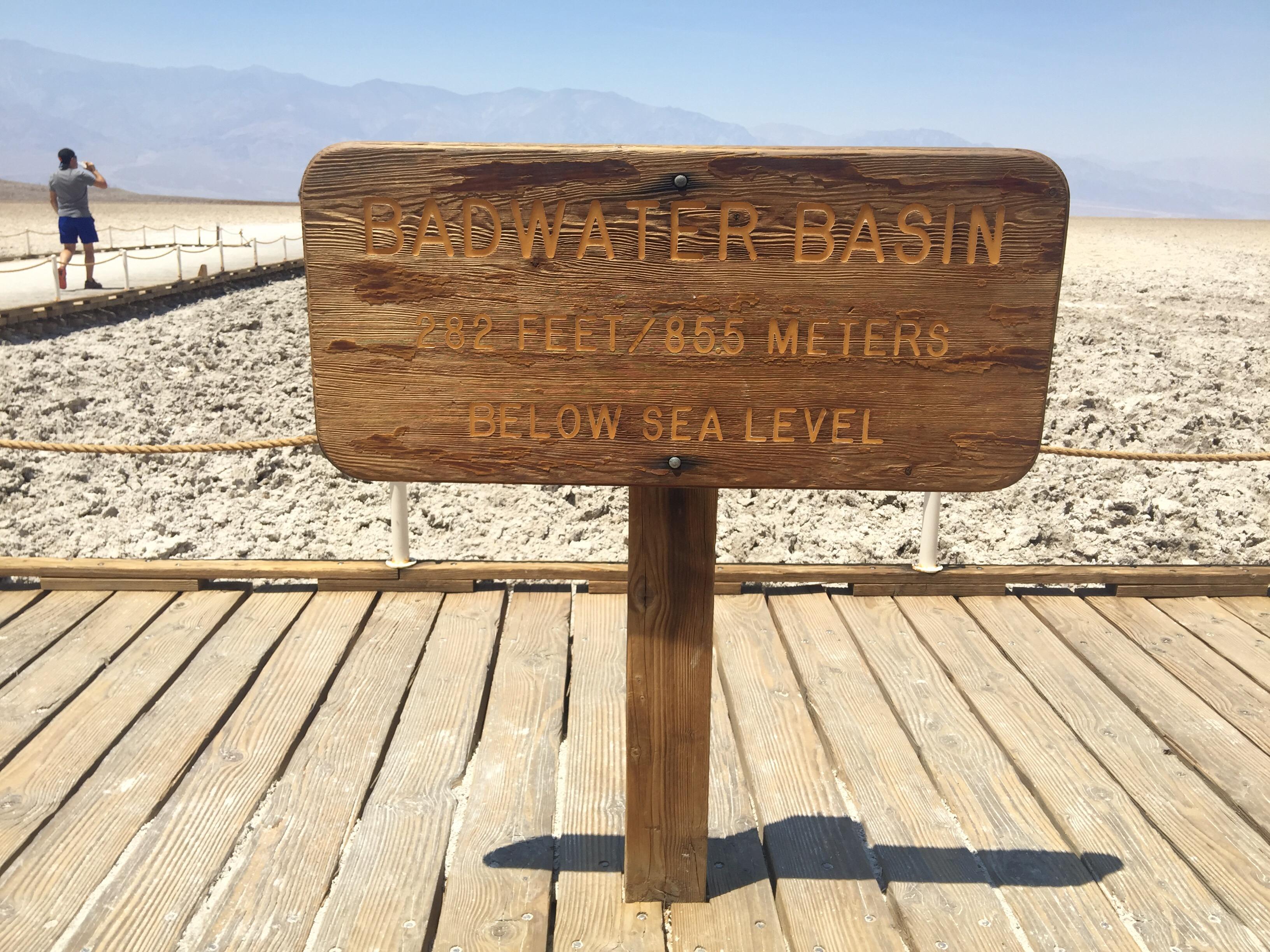 Lundi Soleil 20 mars 2017… pourtant l'eau manque!