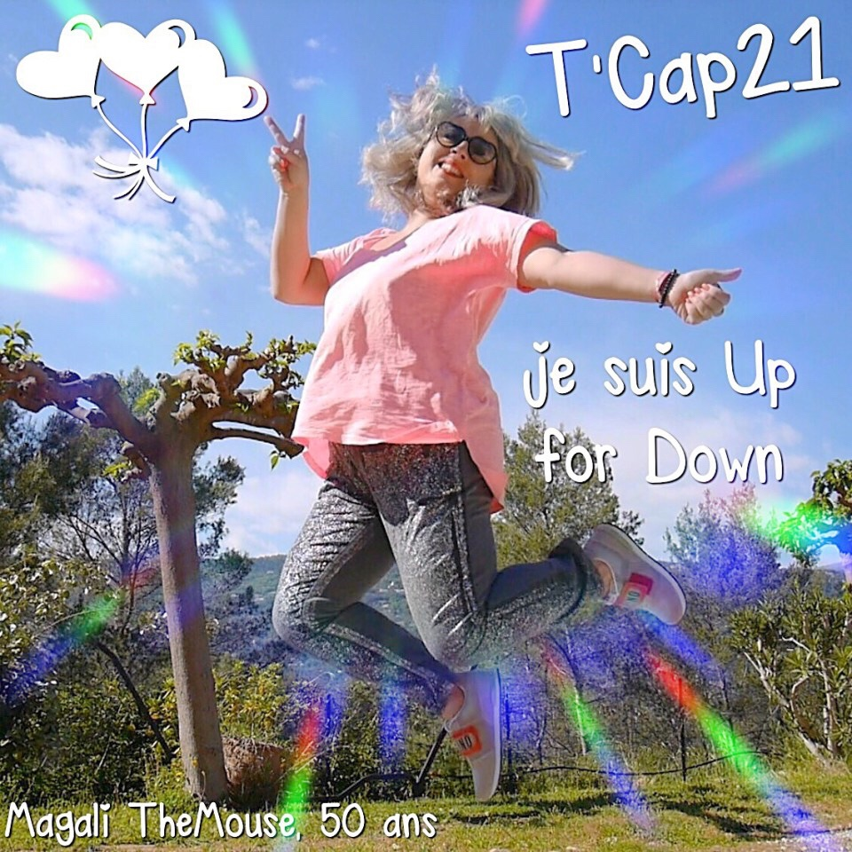 Up for down avec T'CAP21… Les états d'esprit du vendredi 23/03/2018