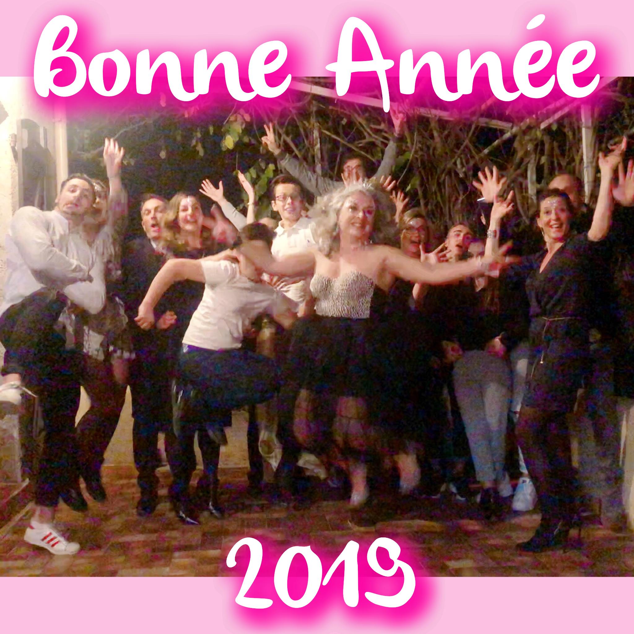 Nouvel an entre amis à Pramousquier (Var)… l'amitié!