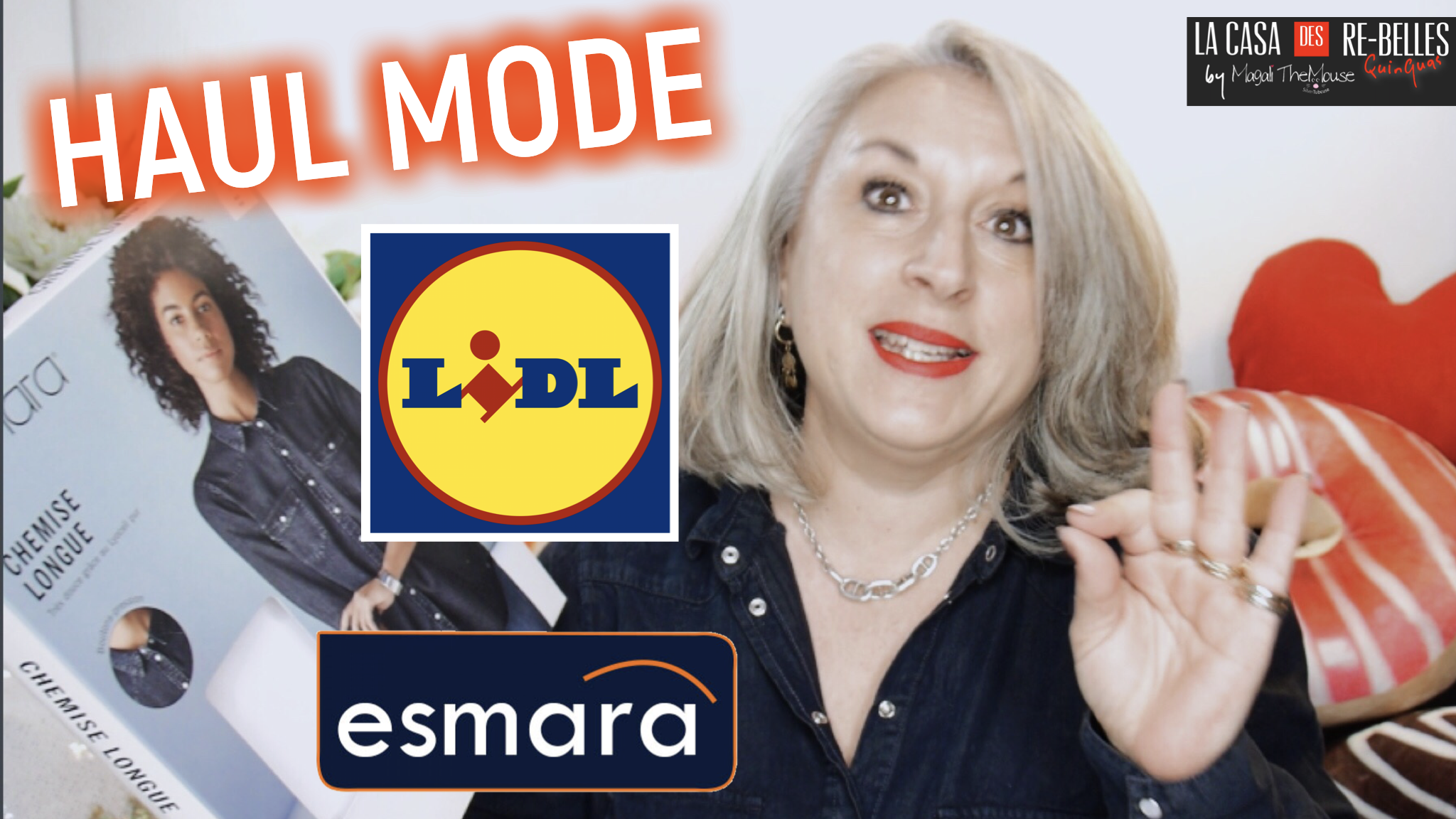 Haul mode LIDL ESMARA
