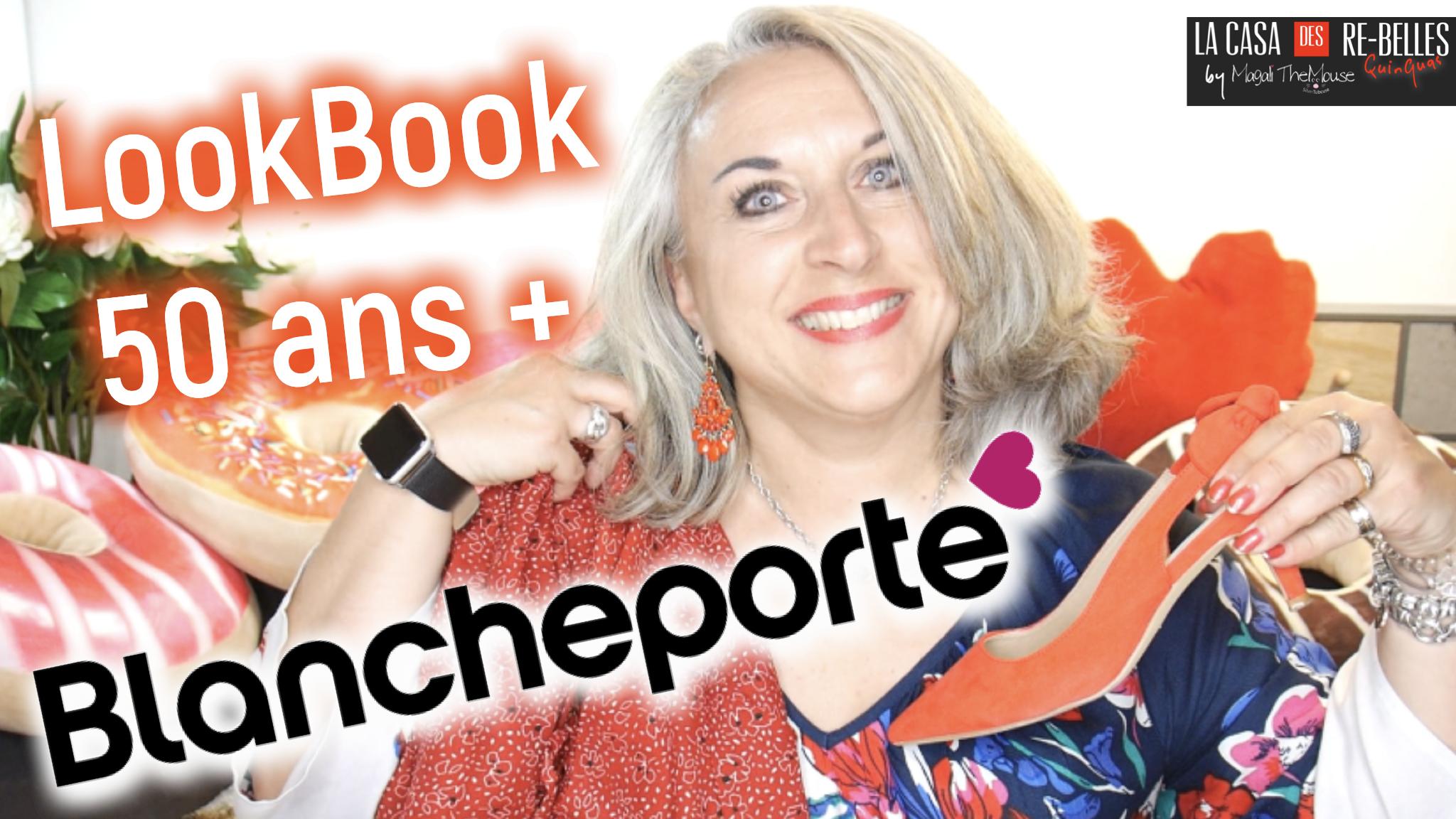 Lookbook printemps été 2019 avec Blanche Porte