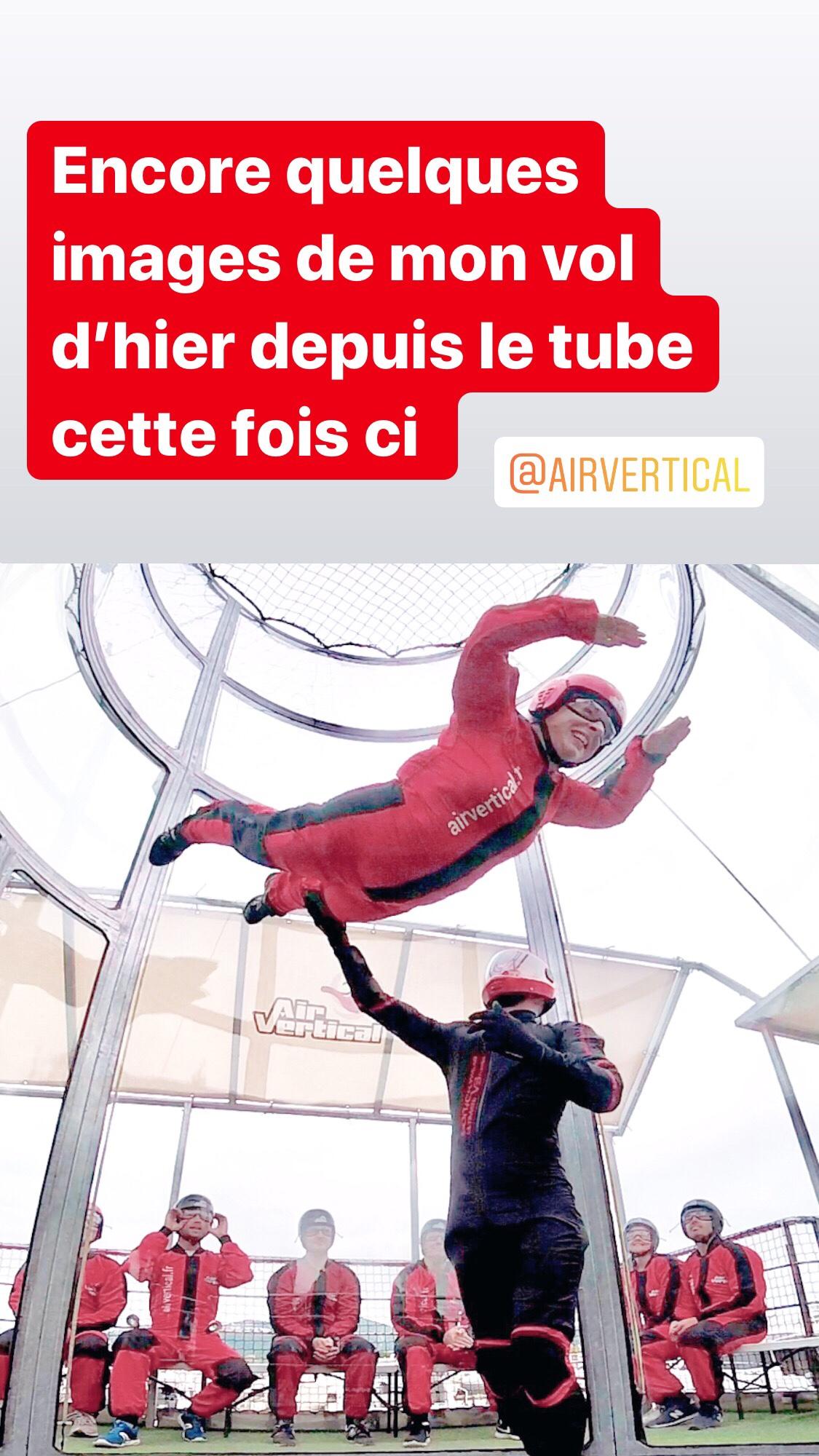 Je m'envole: vol libre et trampoline, Paris… L'hebdo-humeur du vendredi 18/10/2019