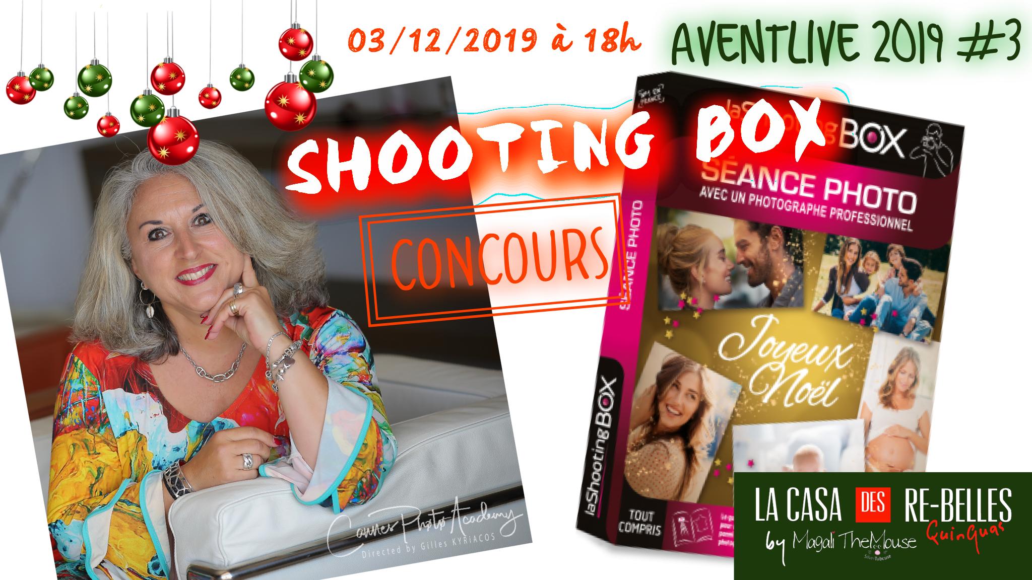ShootingBOX Joyeux Noël