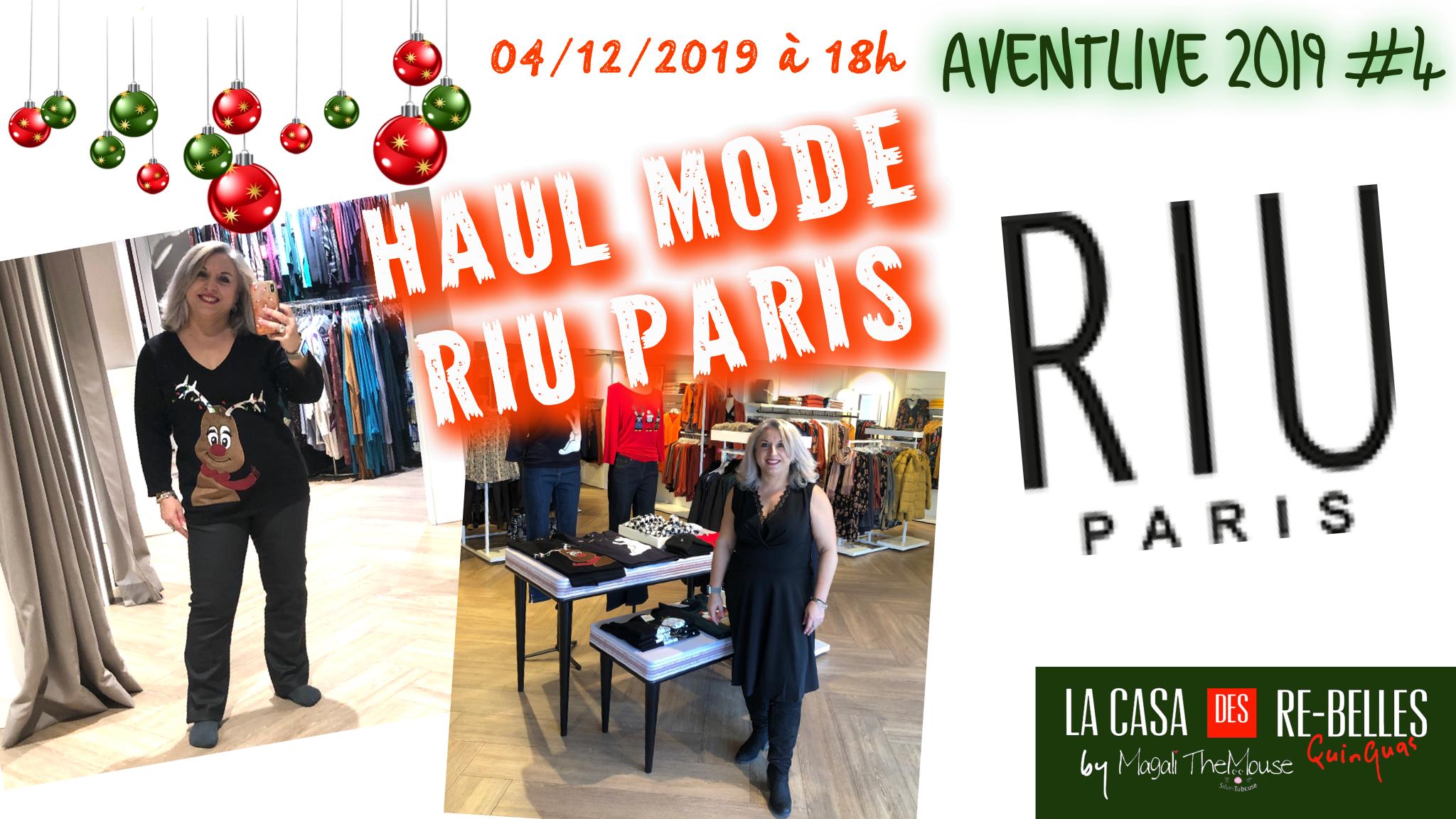 Riu Paris… En tenue de fête!