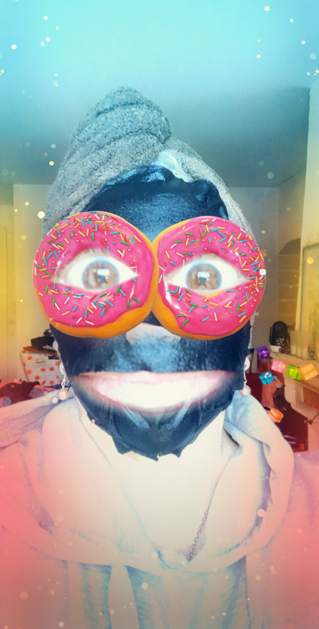 J'ai testé le masque LIDL au charbon et au bambou