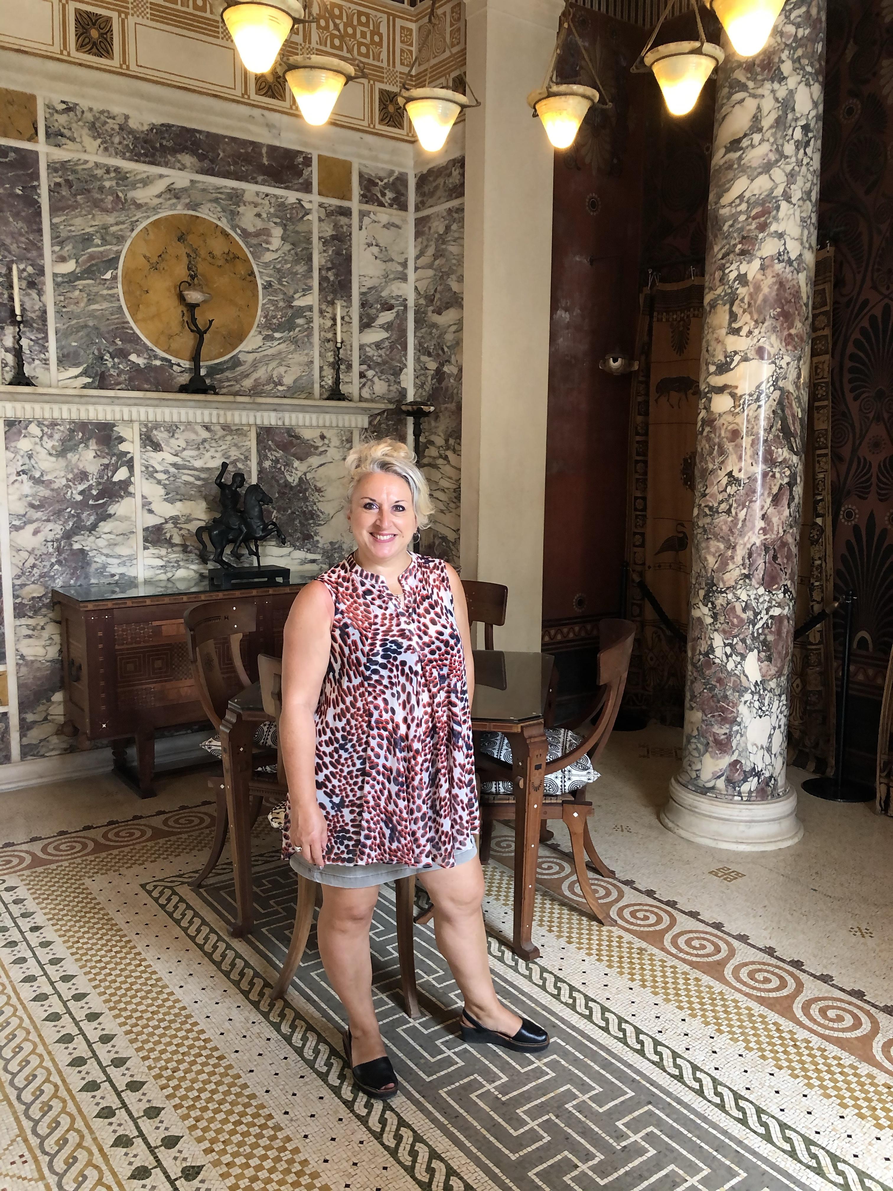 La villa Kerylos: la Grèce à Beaulieu sur mer!