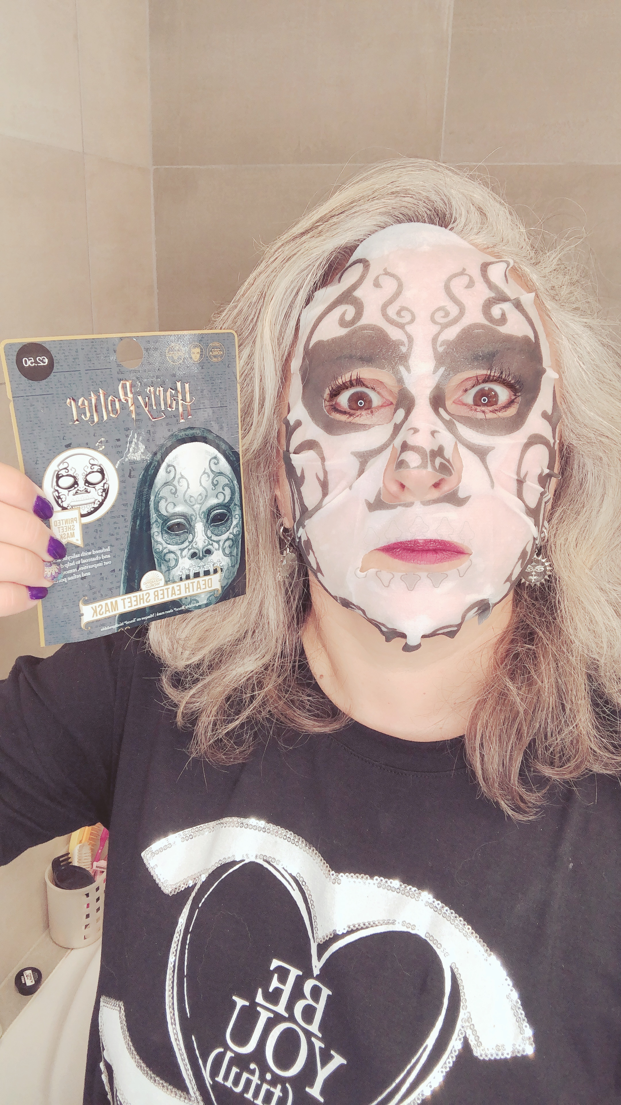 Masque Harry Potter death eater Primark